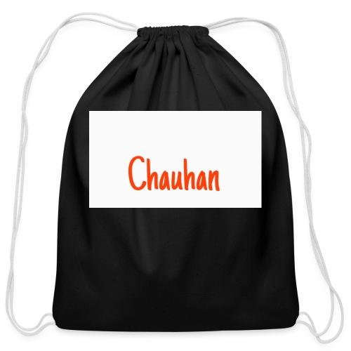 Chauhan - Cotton Drawstring Bag