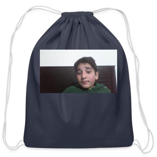Dont Think Just BUY - Cotton Drawstring Bag