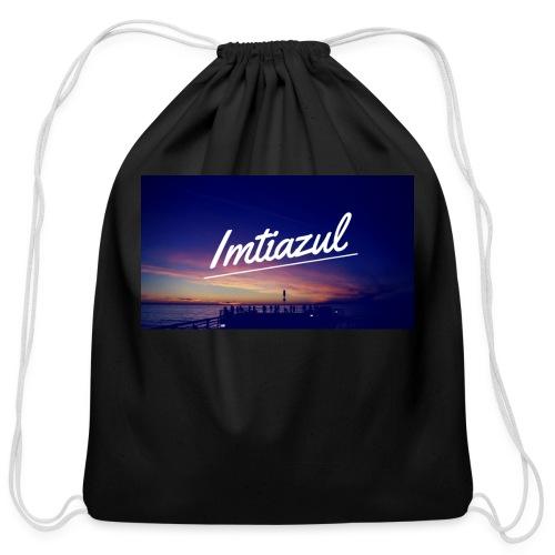 Copy of imtiazul - Cotton Drawstring Bag