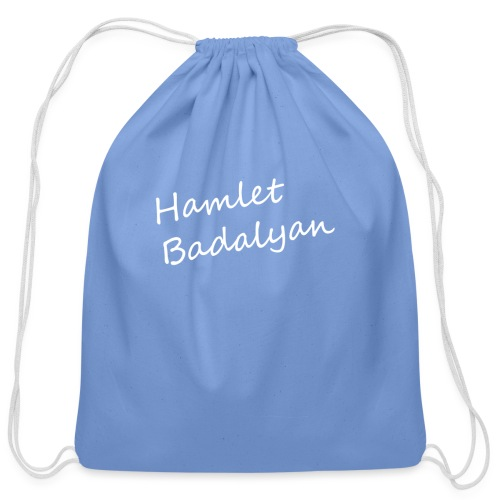 HB - Cotton Drawstring Bag
