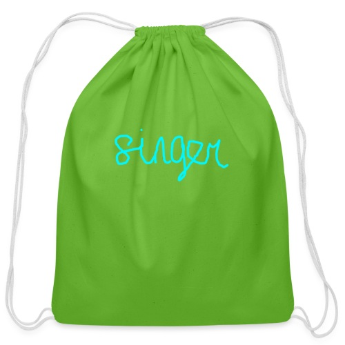 SINGER - Cotton Drawstring Bag