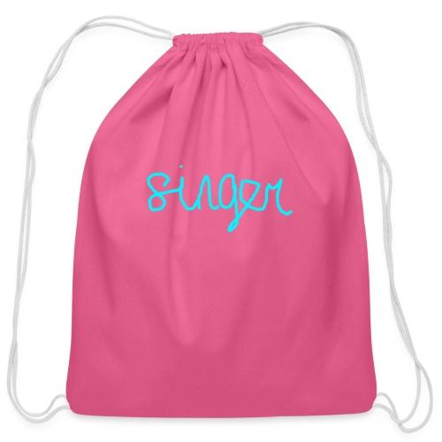 SINGER - Cotton Drawstring Bag