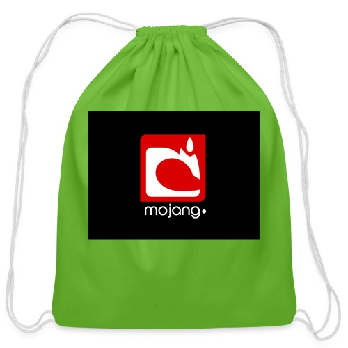 mojan. - Cotton Drawstring Bag