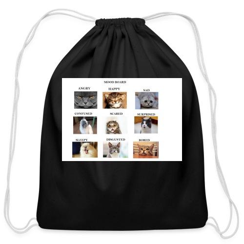 MOOD BOARD - Cotton Drawstring Bag
