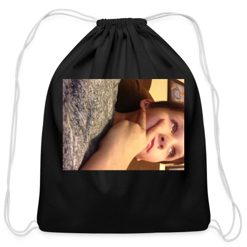 Lukas - Cotton Drawstring Bag