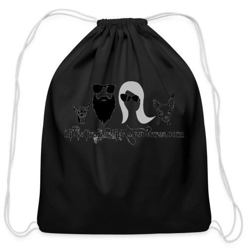 LTBA Heads Logo - Cotton Drawstring Bag