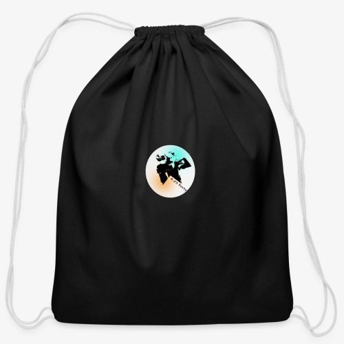 Persevere - Cotton Drawstring Bag