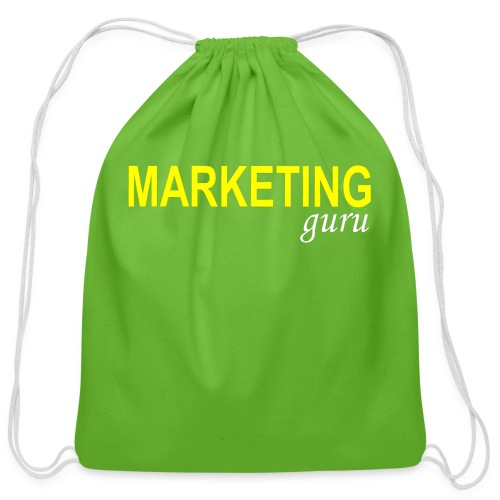 Marketing Guru - Cotton Drawstring Bag