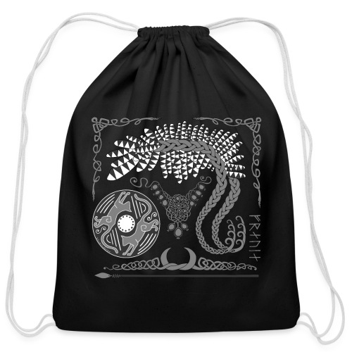 Freya - Cotton Drawstring Bag