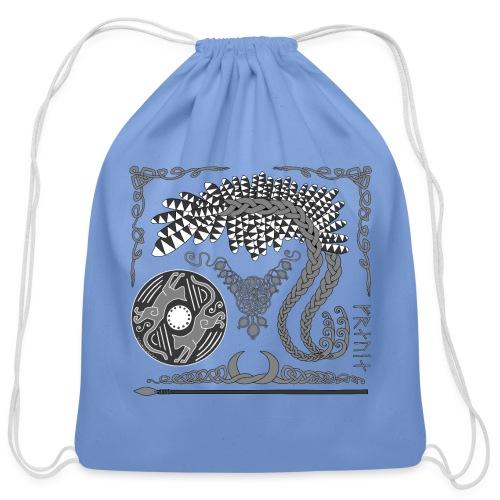 Freya - Cotton Drawstring Bag