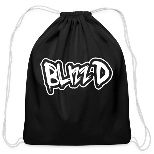Blizz D - Cotton Drawstring Bag