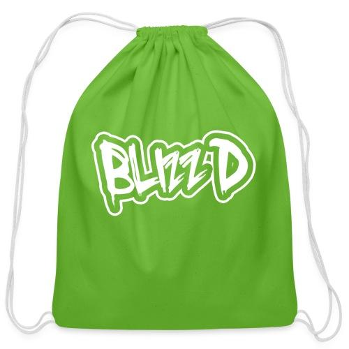 Blizz D - Cotton Drawstring Bag