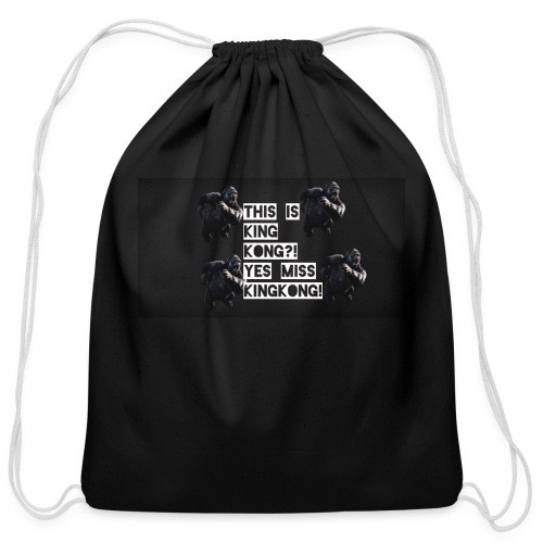 KINGKONG! - Cotton Drawstring Bag