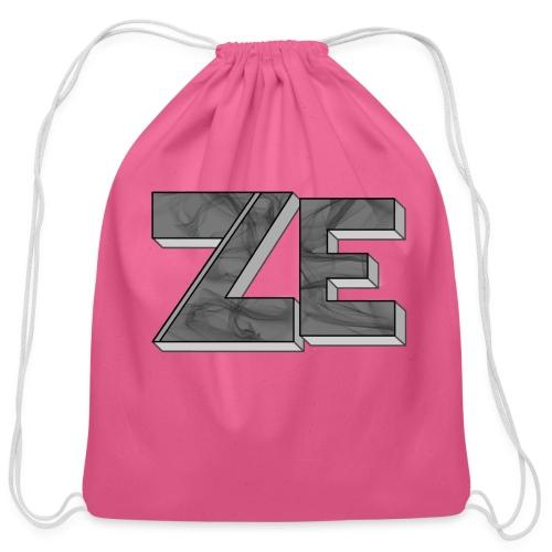 Ze - Cotton Drawstring Bag
