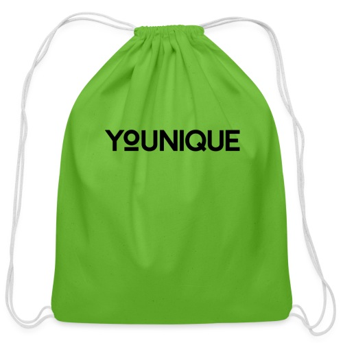 Uniquely You - Cotton Drawstring Bag