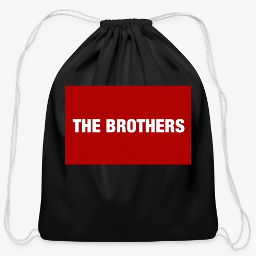 The Brothers - Cotton Drawstring Bag