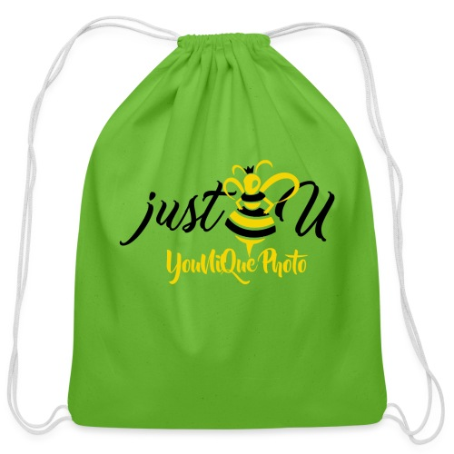 BeeYourSelf - Cotton Drawstring Bag