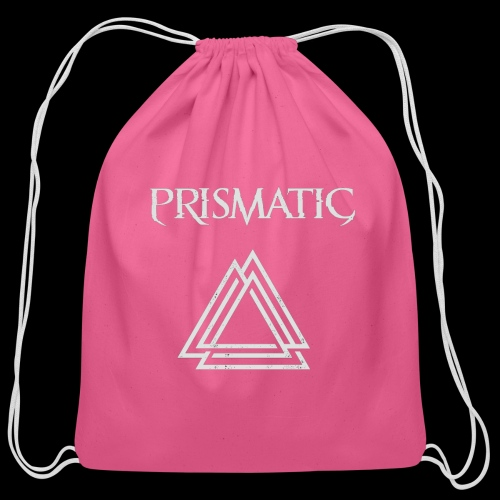 Prismatic Merch - Cotton Drawstring Bag