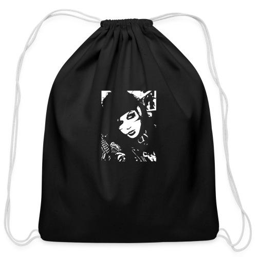 Black Veil Brides, Shirt ,Hard rock group, Andy - Cotton Drawstring Bag