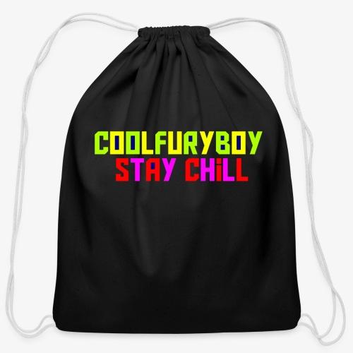 CoolFuryBoy - Cotton Drawstring Bag