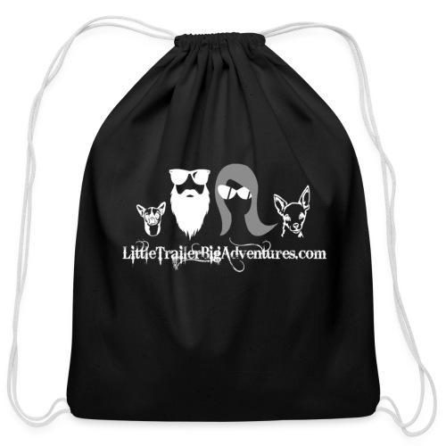 LTBA Head Shots - Cotton Drawstring Bag