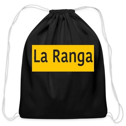 La Ranga gbar - Cotton Drawstring Bag
