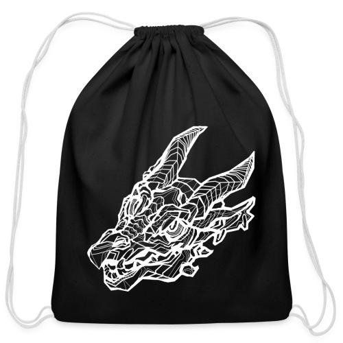 DRAGON - Cotton Drawstring Bag