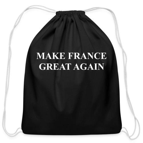 Make France Great Again - Cotton Drawstring Bag