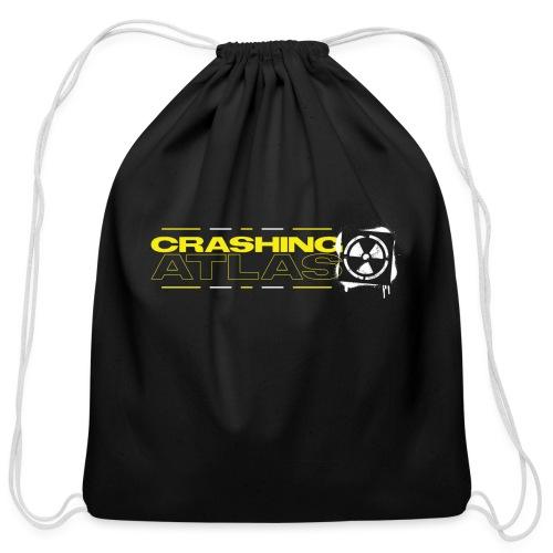 Radiation - Cotton Drawstring Bag