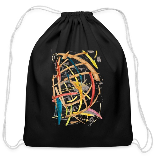 Farm - Cotton Drawstring Bag