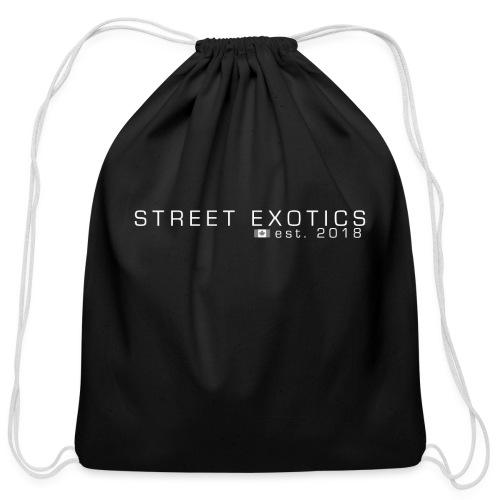 Street Exotics - Original - Cotton Drawstring Bag