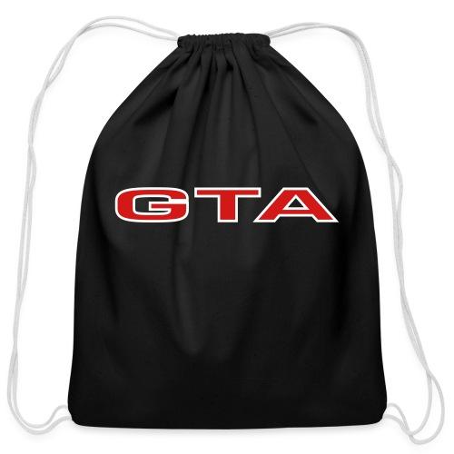 Alfa 155 GTA - Cotton Drawstring Bag