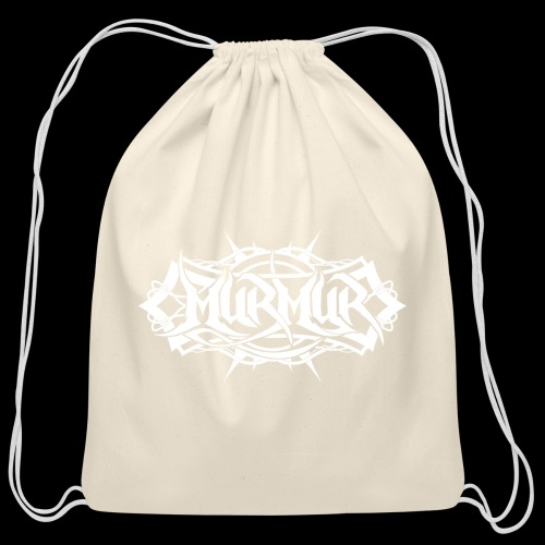 MurMur Merch - Cotton Drawstring Bag