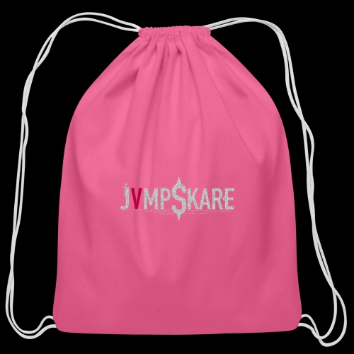 Jvmpskare Merch - Cotton Drawstring Bag