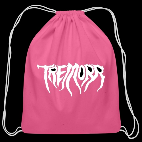 Tremorr Merch - Cotton Drawstring Bag