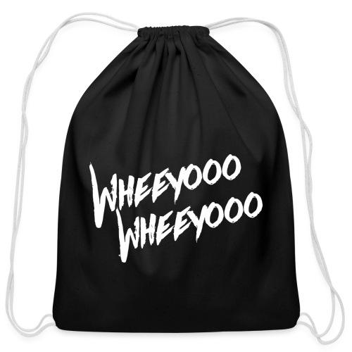 Wheeyooo - Cotton Drawstring Bag
