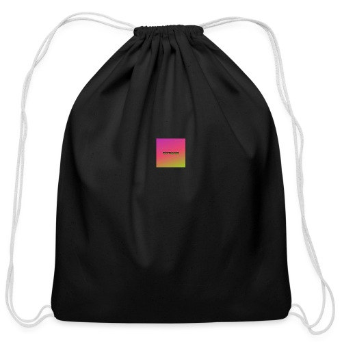 My Merchandise - Cotton Drawstring Bag