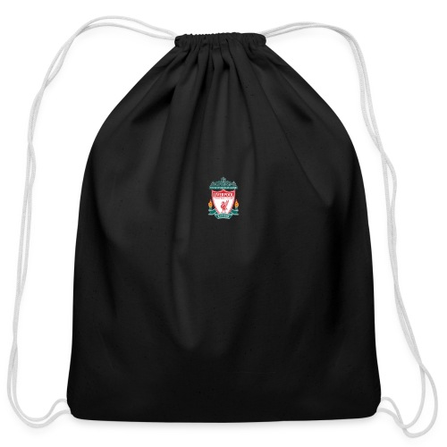 Logo LiverpoolFC - Cotton Drawstring Bag