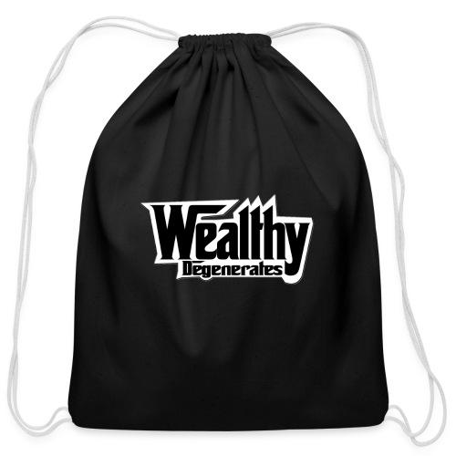DENALI VANDAL TEE - Cotton Drawstring Bag