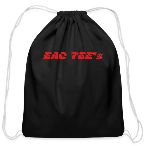 EAC TEE's - Cotton Drawstring Bag