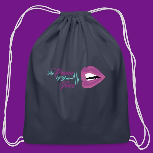 PYV Essentials - Cotton Drawstring Bag