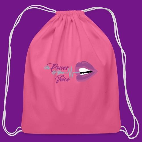 PYV Essentials - Cotton Drawstring Bag