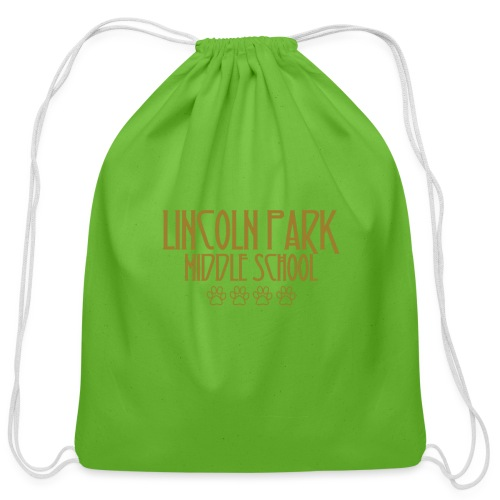 LPMS Pawz - Cotton Drawstring Bag