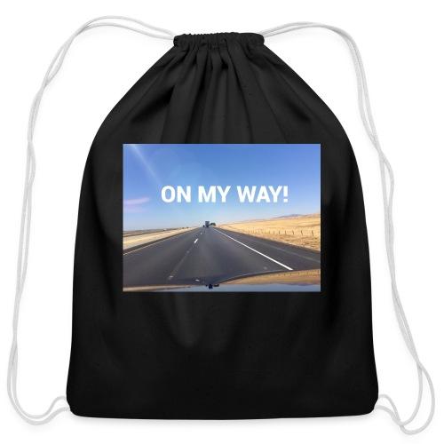 omw - Cotton Drawstring Bag