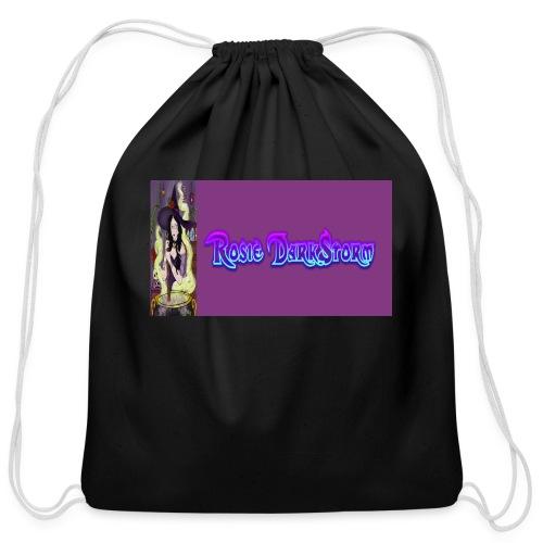 therosiedarkshow - Cotton Drawstring Bag