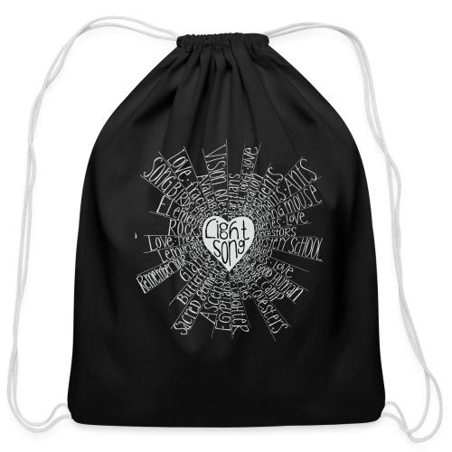 LightSong High Frequency2 - Cotton Drawstring Bag