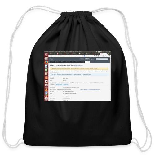 Screenshot from 2016 09 07 02 14 53 - Cotton Drawstring Bag