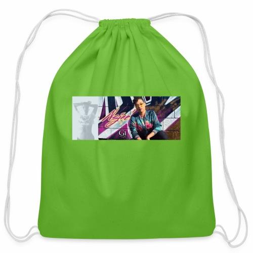 NSJAE Know Me - Cotton Drawstring Bag