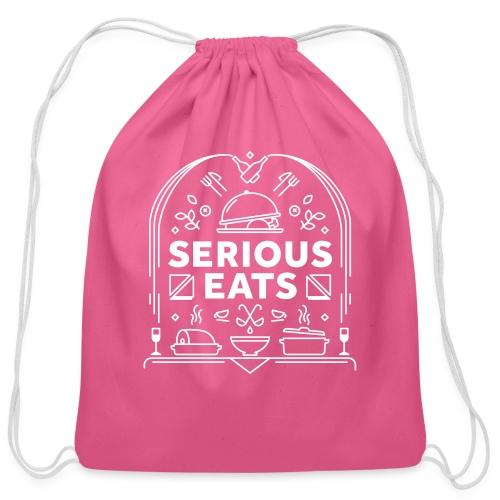 Serious Eats Feast - Cotton Drawstring Bag