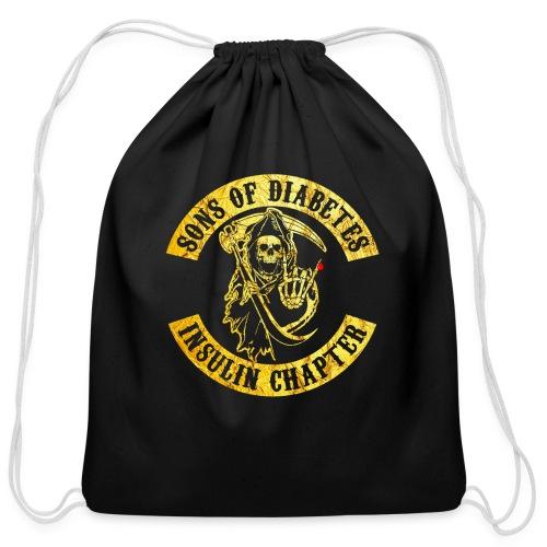 Sons Of Diabetes - Cotton Drawstring Bag